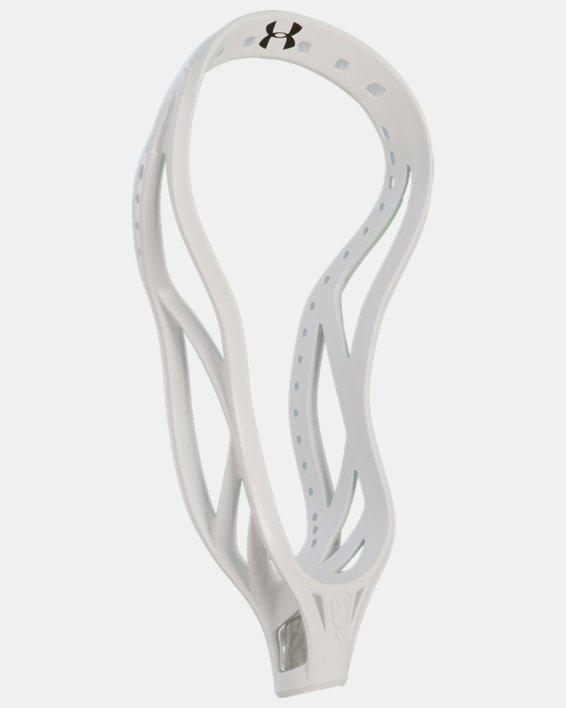 Men's UA Command Universal Unstrung Lacrosse Head, White, pdpMainDesktop image number 0