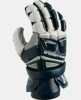 Men's UA Engage Lacrosse Glove  1  Color Available $169.99