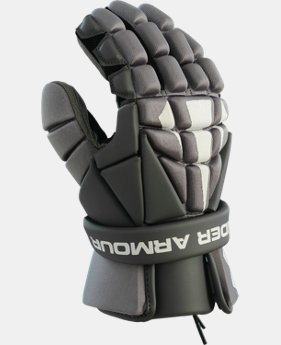 New Arrival Men's UA Strategy Lacrosse Glove  1  Color Available $49.99