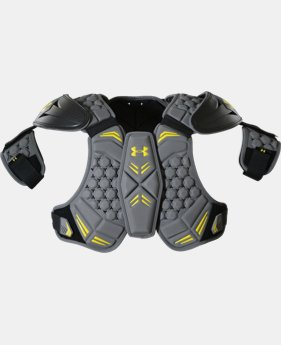 Men's UA VFT Lacrosse Shoulder Pads  1 Color $169.99