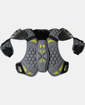 Men's UA VFT Lacrosse Shoulder Pads LIMITED TIME: FREE U.S. SHIPPING 1 Color $169.99