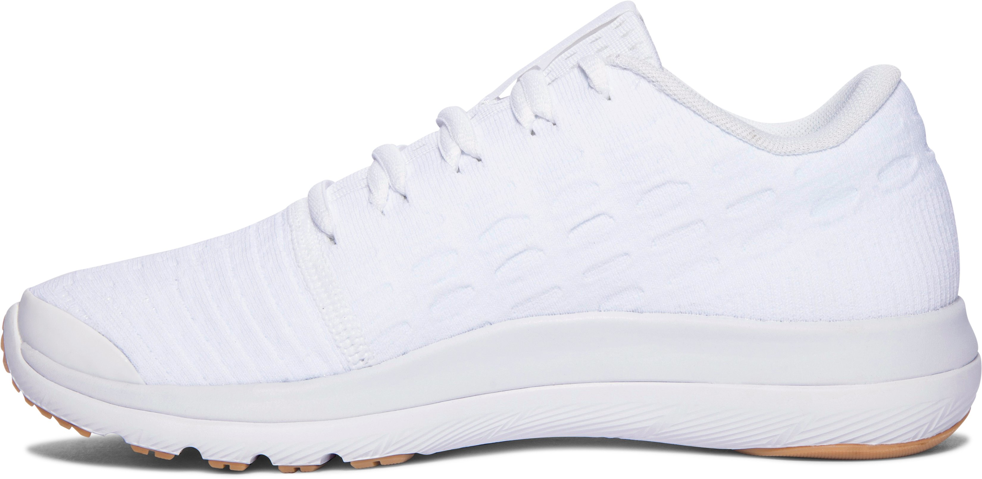 Boys' Grade School UA Threadborne Slingflex Shoes, White, undefined
