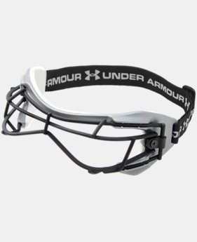 Women's UA Charge 2 Lacrosse Goggles  1 Color $54.99