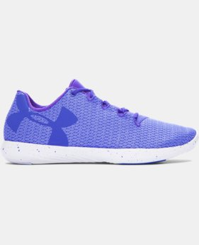 Women's UA Street Precision Low Speckle Shoes  1 Color $84.99
