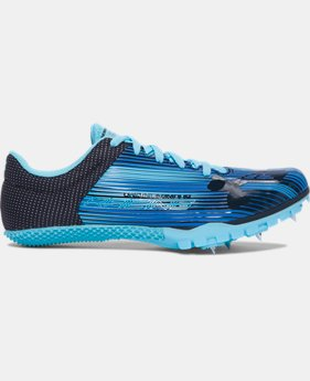 New to Outlet Women's UA Kick Sprint Track Spikes  1 Color $55.99