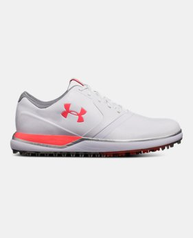 Women s UA Performance Spikeless Golf Shoes 2 Colors Available  99.99 349a83f5261c