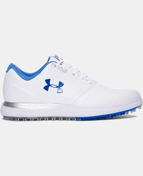 Women's UA Performance Spikeless Golf Shoes   $169.99