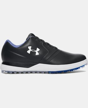 Men's UA Performance Spikeless Golf Shoes  3 Colors $139.99