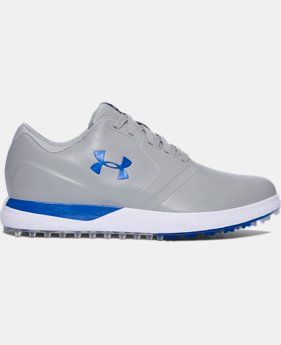 Men's UA Performance Spikeless Golf Shoes  2 Colors $139.99