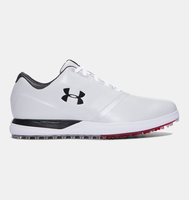 Men s UA Performance Spikeless Golf Shoes  2e9b06cff
