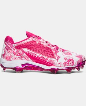 Men's UA Mother's Day Edition DiamondTips Baseball Cleats  1 Color $99.99