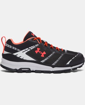 New Arrival Men's UA Verge Low Hiking Boots  2 Colors $124.99
