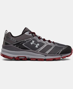 Men's UA Verge Low Hiking Boots  1 Color $124.99