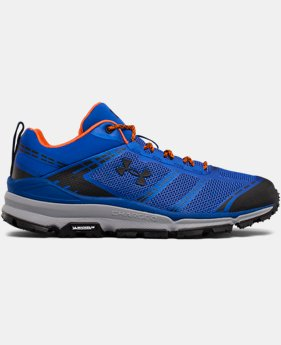 Men's UA Verge Low Hiking Boots  1  Color Available $74.99 to $93.74