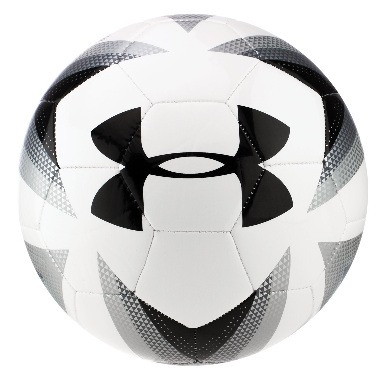 UA Desafio 395 Soccer Ball, White, undefined