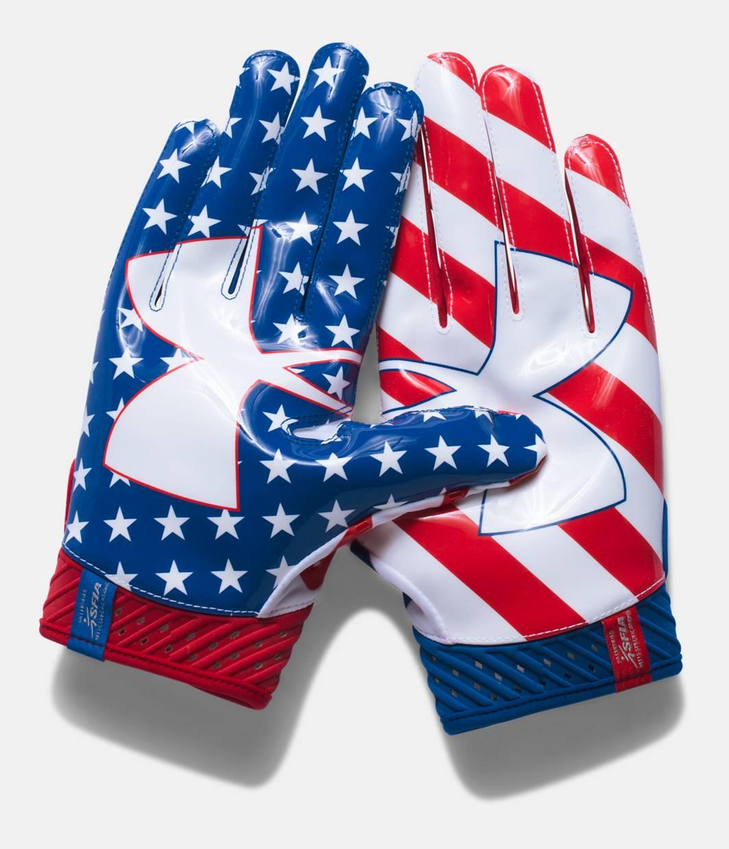 Men S Ua Spotlight Limited Edition Football Gloves