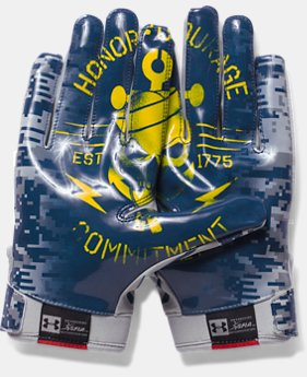 Men's UA F5 — Limited Edition Football Gloves  1  Color Available $23.99 to $29.99