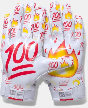 Men's UA F5 — Limited Edition Football Gloves  3 Colors $39.99