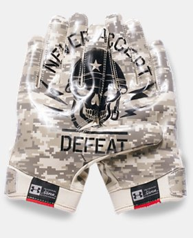 Men's UA F5 — Limited Edition Football Gloves  2 Colors $39.99