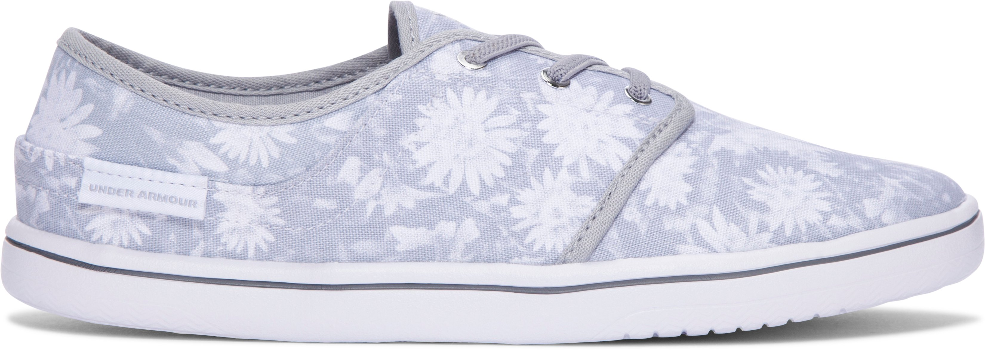 Women's UA Street Encounter Floral Shoes, White,