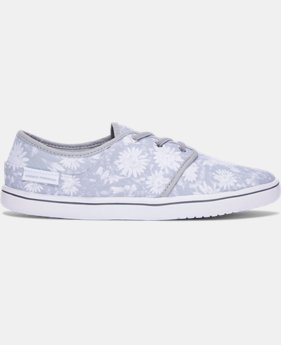 Women's UA Street Encounter Floral Shoes  1 Color $38.99