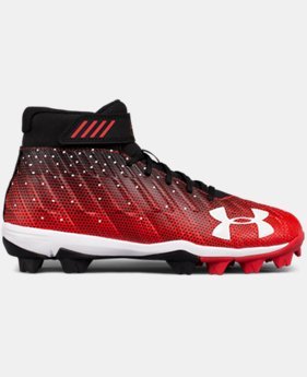 Boys' UA Harper 2 RM Jr. Baseball Cleats  4 Colors $49.99