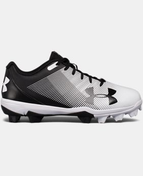 New Arrival  Boys' UA Leadoff Low RM Jr. Baseball Cleats   $44.99