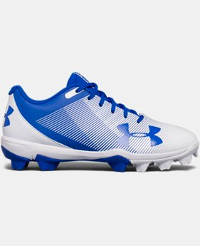 Boys' UA Leadoff Low RM Jr. Baseball Cleats  1 Color $32.99