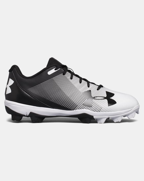 Men's UA Leadoff Low RM Baseball Cleats, Black, pdpMainDesktop image number 0