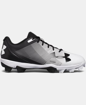 Men's UA Leadoff Low RM Baseball Cleats  3  Colors Available $55