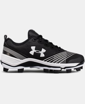 Women's UA Glyde TPU Softball Cleats  1  Color Available $59.99