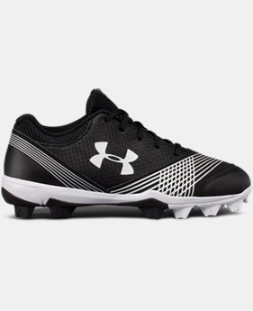 New Arrival Women's UA Glyde Rubber Molded Softball Cleats  2 Colors $42.99