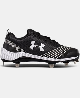 Women's UA Glyde Metal Softball Cleats  2  Colors Available $79.99