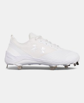 Women s UA Glyde Metal Softball Cleats  79.99 c3fbac2613