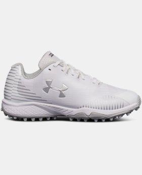 Women's UA Finisher Turf Lacrosse Shoes  1  Color Available $84.99