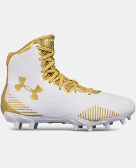 Women's UA Highlight Molded Lacrosse Cleats  1  Color Available $144.99