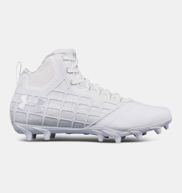 0c5a579ce695 Men's UA Banshee Mid MC Lacrosse Cleats | Under Armour CA