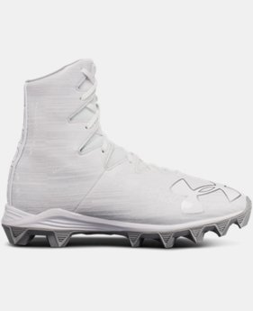 New Arrival Boys' UA Highlight Jr. RM Lacrosse Cleats  1 Color $54.99