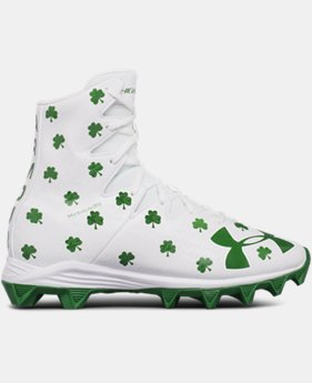Boys' UA Highlight Jr. Limited Edition RM Lacrosse Cleats   $59.99