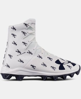 Boys' UA Highlight Jr. Limited Edition RM Lacrosse Cleats  3  Colors Available $59.99
