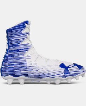 New Arrival Men's UA Highlight MC Lacrosse Cleats  4 Colors $129.99