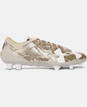 Men's UA Spotlight FG Camo Soccer Cleats   $219.99