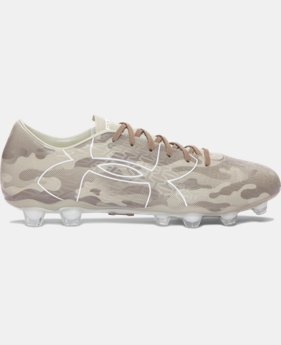 Men's UA ClutchFit® Force 2.0 FG Camo Soccer Cleats   $199.99