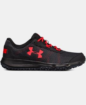 Best Seller Men's UA Toccoa Running Shoes  1  Color Available $69.99