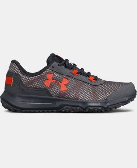 Best Seller Men's UA Toccoa Running Shoes  4  Colors Available $69.99