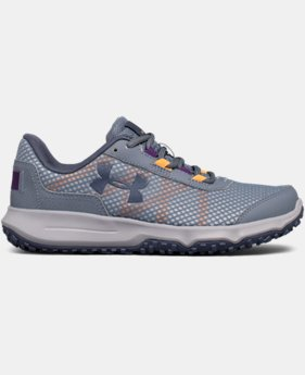 Women's UA Toccoa Running Shoes  4 Colors $49.99