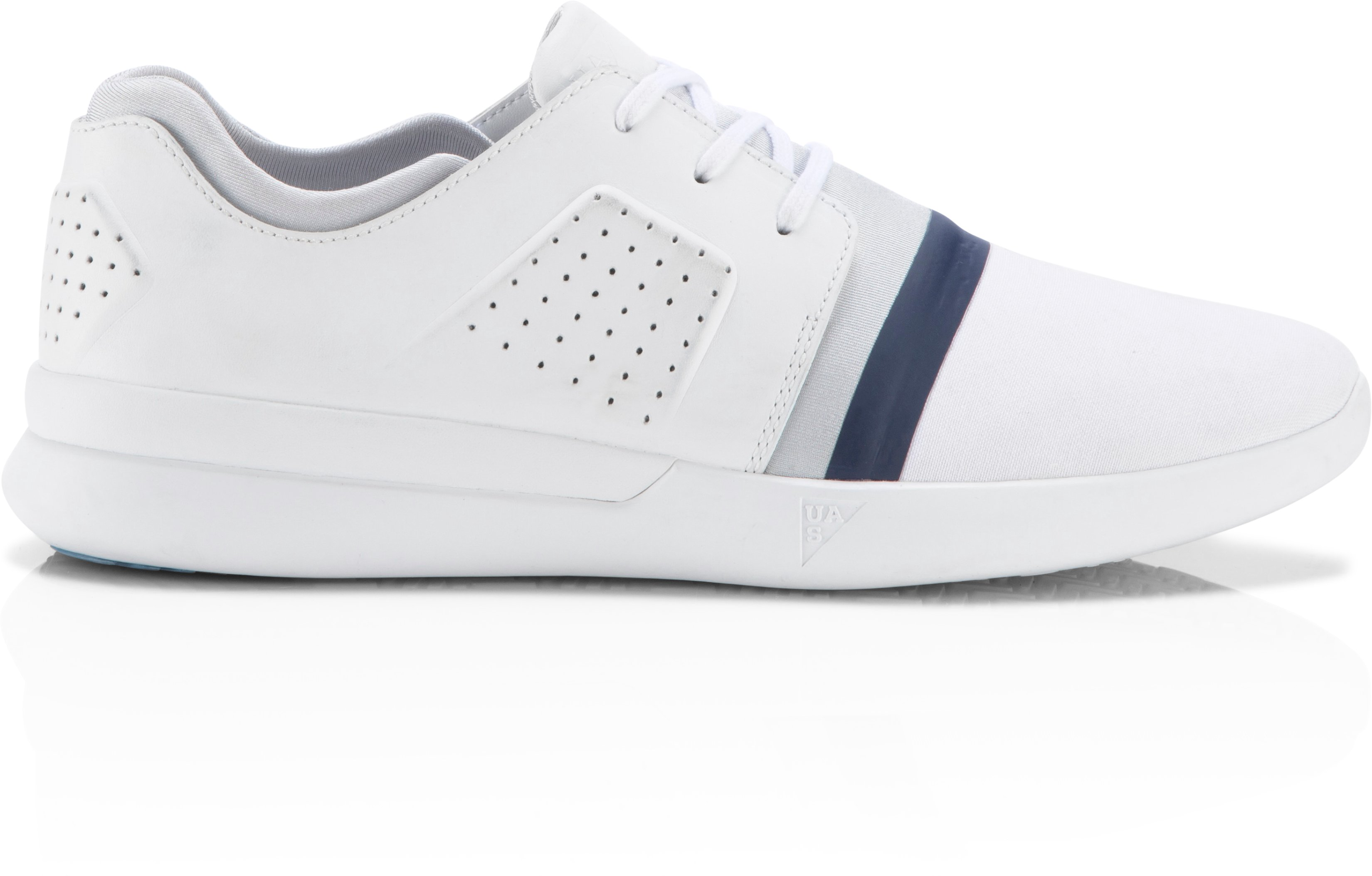 Men's UAS Runaway Low Shoes, White, undefined