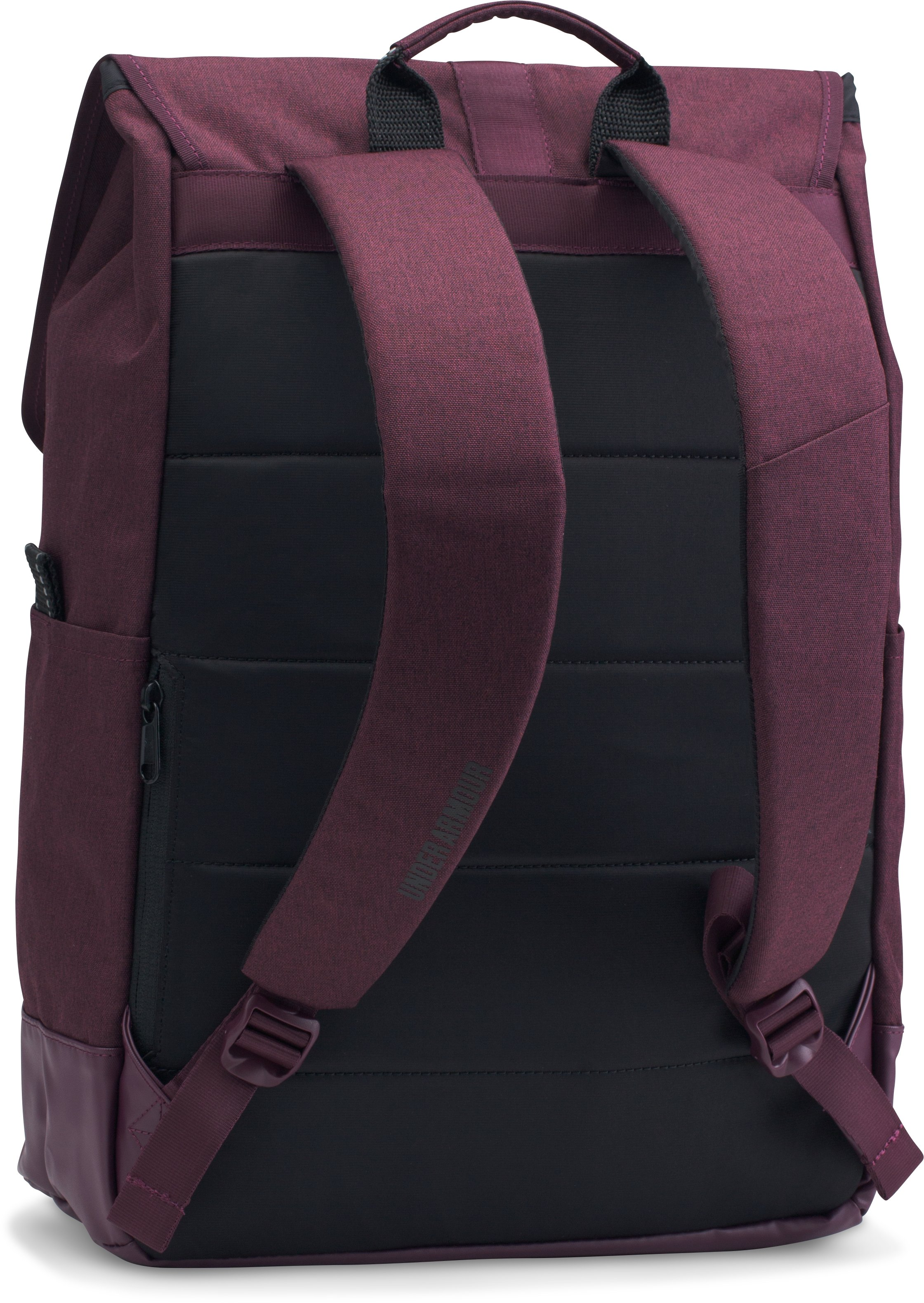 Women's UA Downtown Pack, RAISIN RED,