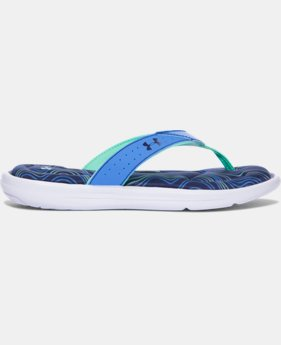 Girls' UA Marbella Airwaves V Sandals   $30.84