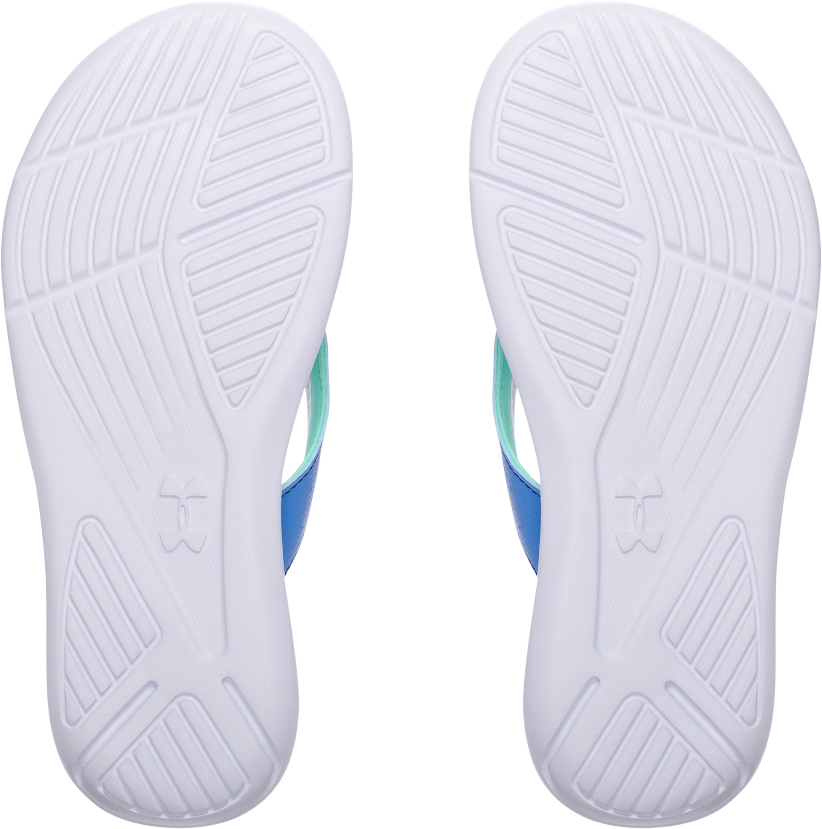 Girls' UA Marbella Airwaves V Sandals, Midnight Navy